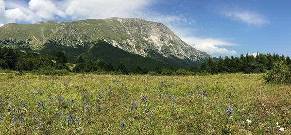 Mount Vettore, Monti Sibillini, Italy