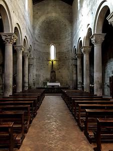 Santa Maria Nuova church, Viterbo, Italy