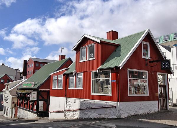 Tórshavn, Fær Øer islands
