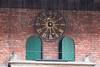 Reloj mecánico en el Collegium Maius