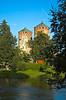 Torres del castillo Olavilinna