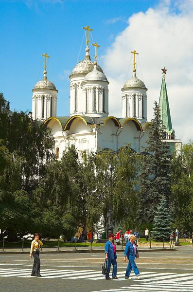 Palacio del Patriarca e Iglesia de los Doce Apóstoles