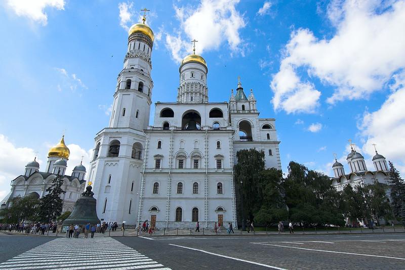 Catedrales del Kremlin
