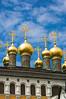 Cúpulas de la Catedral Verkhospassky