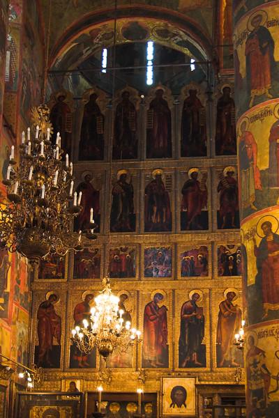 Iconos de la Catedral de la Asunción