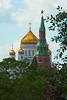 Torre Vodovzvodnaya y Catedral de Cristo Salvador