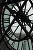 Detalle del reloj del Museé d'Orsay