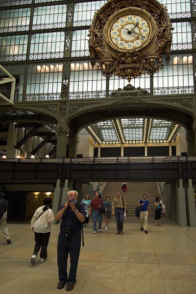 Entrada al museo