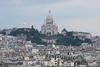 Sacré-Coeur desde la torre de Notre Dame