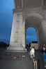 Base del Arco de Triunfo