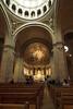 Interior de la iglesia Sacré-Coeur (Cúpula)