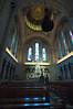 Interior de la iglesia Sacré-Coeur (Fotos estaban prohibidas)