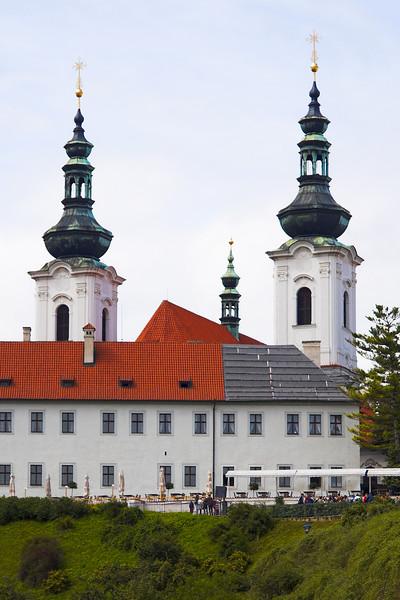 Monasterio Strahov (Strahovský klášter)