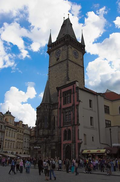 Torre del Hall de la Ciudad