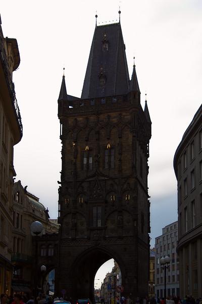 Torre de Pólvora (Prašná brána)