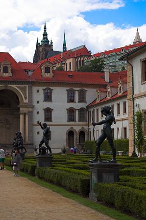 Jardín Wallenstein