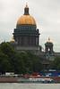 Catedral de San Isaac desde el rio Neva