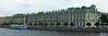 Hermitage desde la isla Vasilevsky