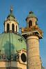 Columna y cúpula