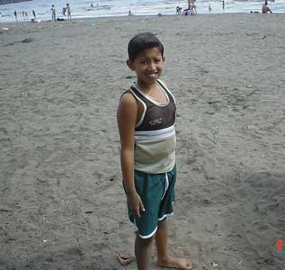 Viaje a la playa 2003