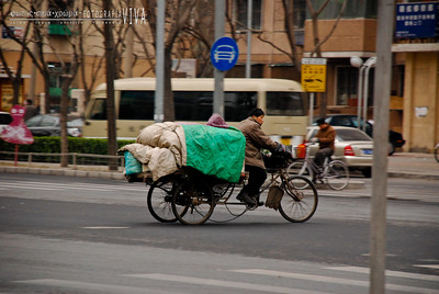 China - el Transporte