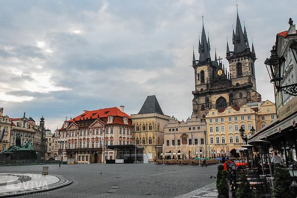 Rep Checa - Praga