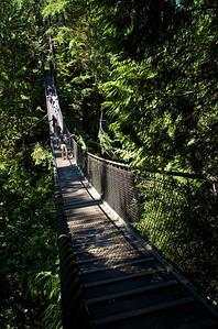 Una del puente sin tanta gente.