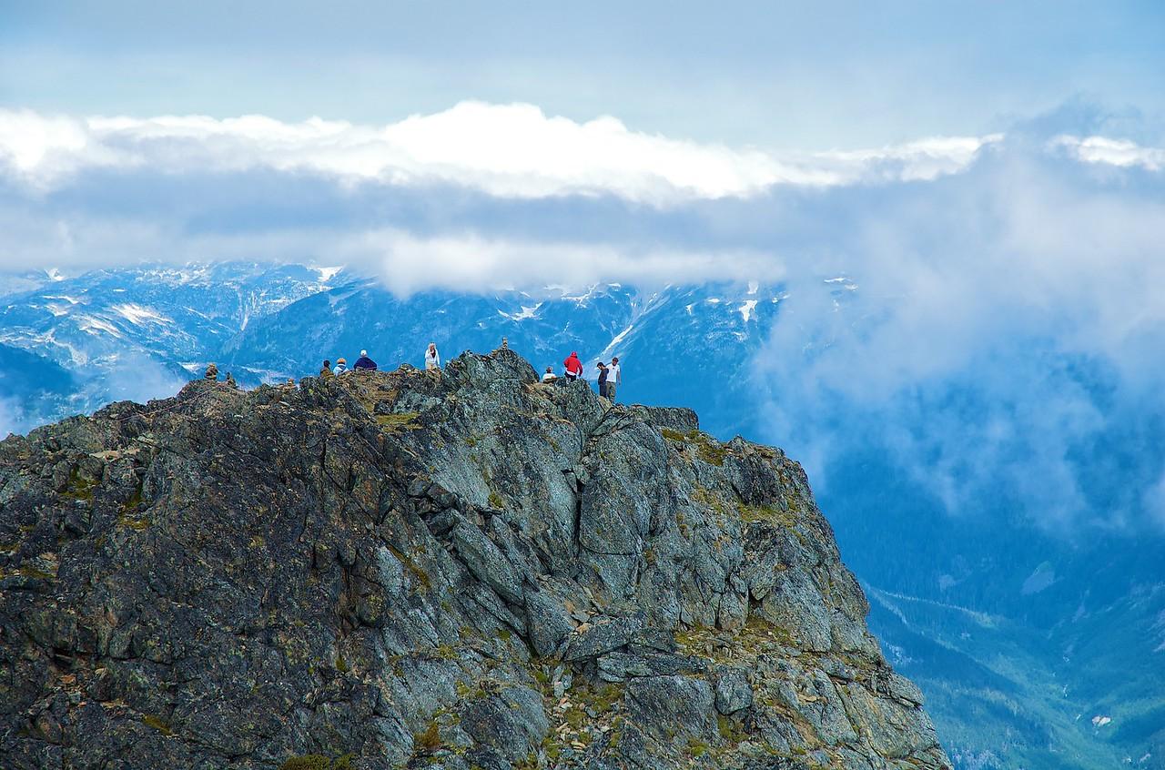 Ambiente de montaña.