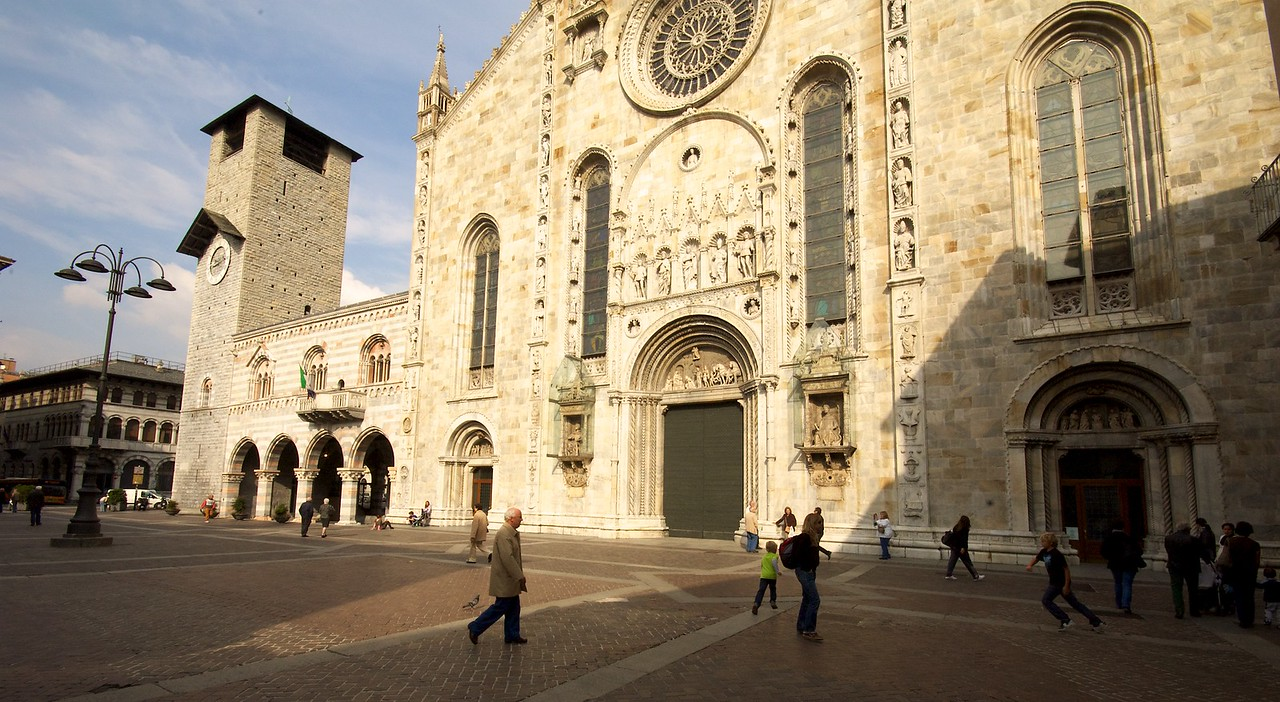 Como. Duomo.