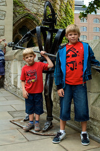 Por la Torre de Londres