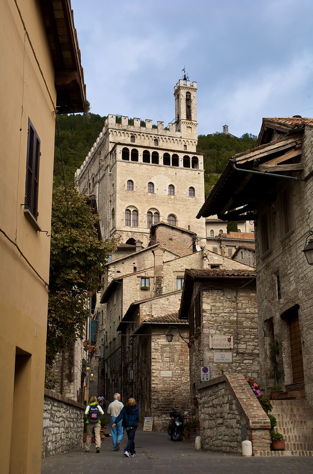 Palazzo dei Consoli, Gubbio