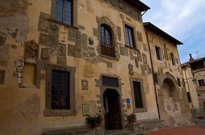 Paseando por los pueblos de Umbria