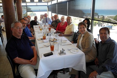 Vic Del Bene's Remembering Lunch, 11/14/16