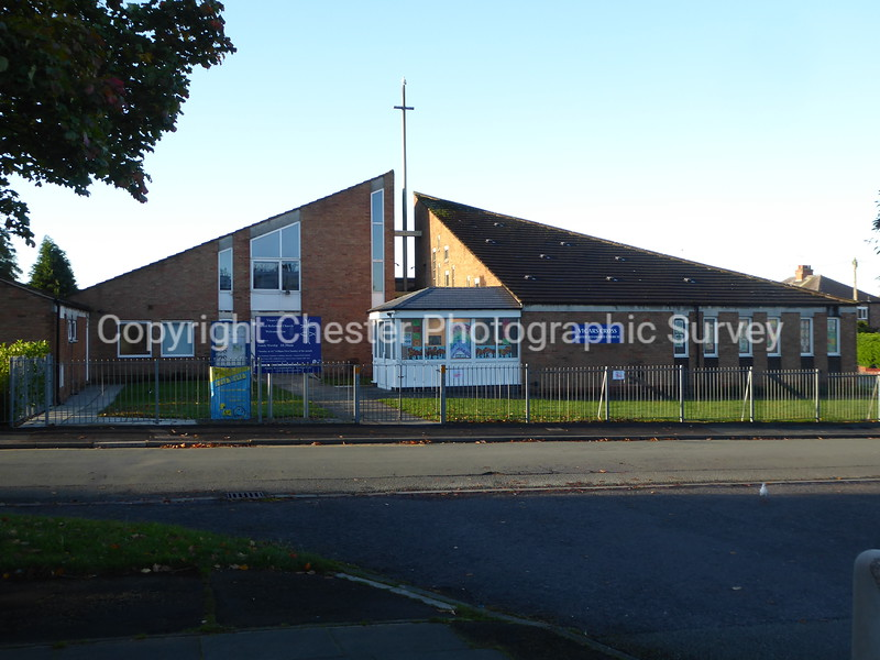 United Reformed Church:  Oldfield Drive: Vicars Cross