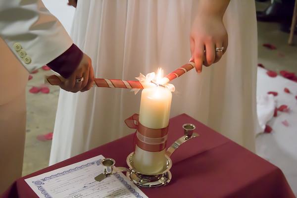 Vicente Y Reyna Wedding