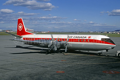 Delivered December 14, 1960 (TCA), in AC's original 1964 livery - Best Seller