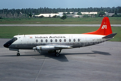 Indian Airlines Vickers Viscount 779D VT-DOD (msn 247) JKT (Christian Volpati Collection). Image: 932781.