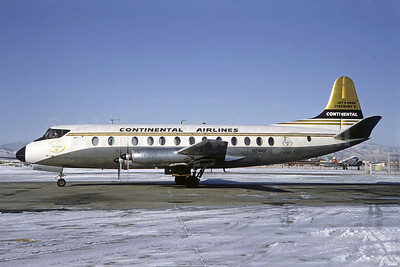 Airline Color Scheme - Introduced 1962, Best Seller