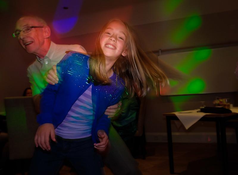 Grandad dancing