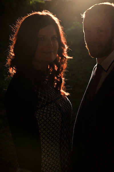 I am always striving to make different photos at a weddings. This one is so far away from a high key white wedding dress. I love the sunlight on Vicki's Auburn hair. Vicki and Dave Wedding Reception