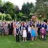 family wedding portrait at Guyers House, Corsham, Wilts