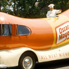 Remember the Oscar Mayer Wiener Mobile<br /> (Shared from:  Jeff Powell)