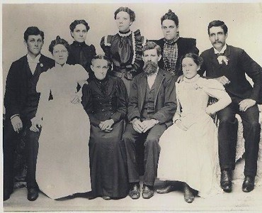 Leroy Wheeler Pratt family.