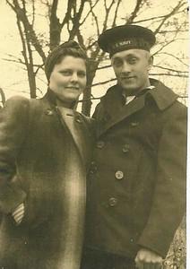 Florence & Eddie Porter