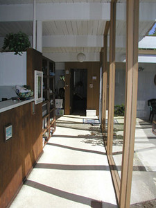 These houses have the air-conditioning & heating vents underneath so the floors are warm!!