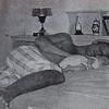MY FAVORITE PICTURE in the WHOLE WORLD!!!!   Vicki Skinner's daddy - Wilbur Eugene Skinner  Bill Skinner  & Vicki Skinner around 2 months - 1957