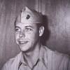 Vicki Skinner's daddy - pilot Captain Wilbur Eugene Skinner  Bill Skinner  U.S. Marine Corps - about 1958