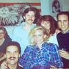 Brian Vouglas & Vicki Skinner, Nancy Derickson, Gary Hicks - San Francisco days!  1981