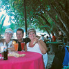 Manuel Antonio Beach - Vicki Skinner's first trip to Costa Rica with Marge, Chris & our FABULOUS tour guide Frank Chicas (Enjoying Costa Rica Tours)!!!!  Aug. '04