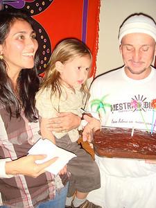 Birthday revelers Rocio Knudson-Criales, Ryan & Rodrigo Porras!!